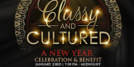 Classy & Cultured: A New Year Celebration tickets