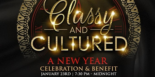 Classy & Cultured: A New Year Celebration