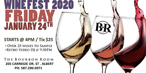 Wine Festival Mixer Party