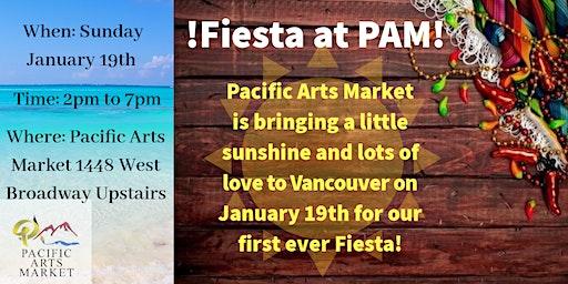Fiesta At PAM!