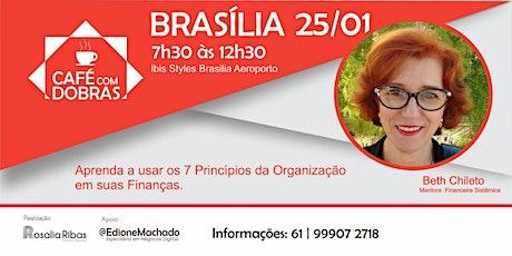 Café com Dobras Brasilia ingressos