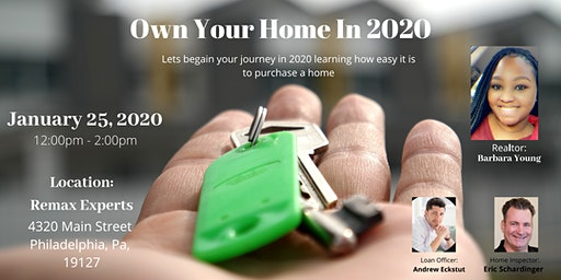 Own Your Home In 2020