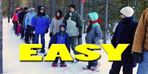 Easy Snowshoe--11:15