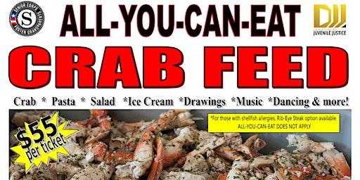 Foster Grandparent Program Annual Crab Feed