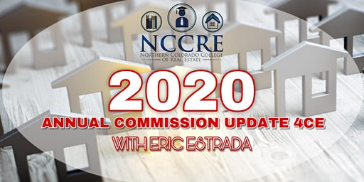 2020 ANNUAL COMMISSION UPDATE 4CE