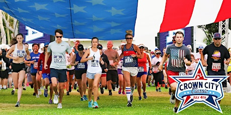 Crown City Classic - Coronado's 4th of July Run tickets