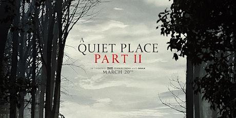 Guerrilla Reel Presents A Quiet Place II (Private Screening Meet Up) tickets