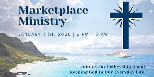 January Marketplace Ministry & Mixer