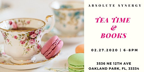 Tea Time & Books tickets
