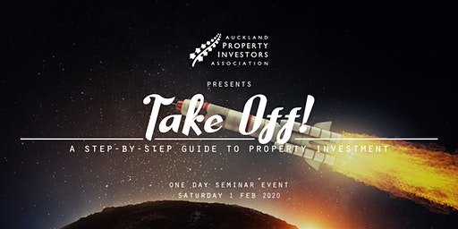 Take off! A step-by-step guide to property investment