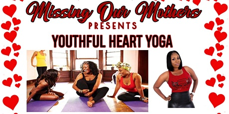 Youthful Heart Yoga tickets