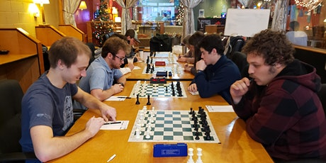2020 ICA Winter Chess Tournament tickets