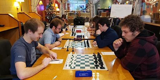 2020 ICA Winter Chess Tournament