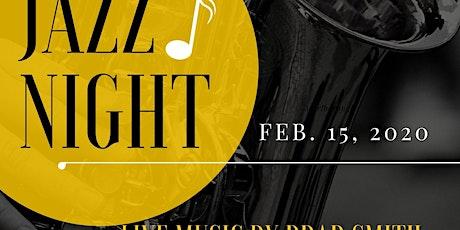 A Valentine's Night of Jazz tickets