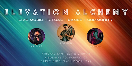 Elevation Alchemy: A Sonic Journey of Music, Ritual and Dance