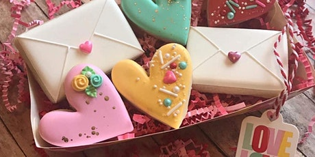Moonlight Sweets Cookie Decorating tickets