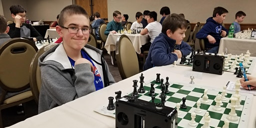 2020 ICA East  Regional Scholastic Chess Tournament