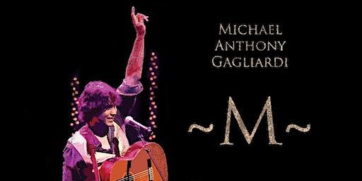 Michael Anthony Gagliardi & Friends Live @ Frankie's Supper Club