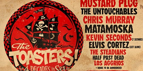 The Toasters! 4 Decades in Ska tickets