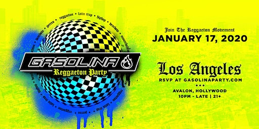 Gasolina Reggaeton Party