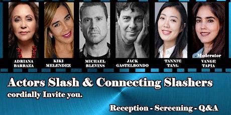 Actor's Slash tickets
