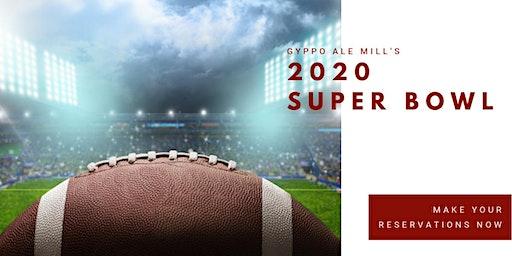 2020 Super Bowl At The Gyppo Ale Mill