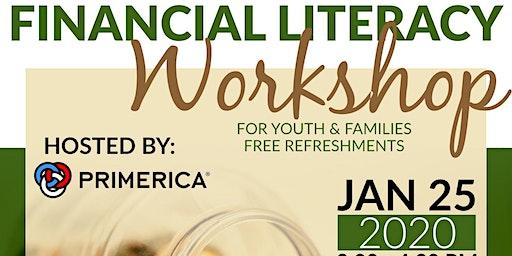 """Breaking Barriers"" Financial Literacy Workshop"