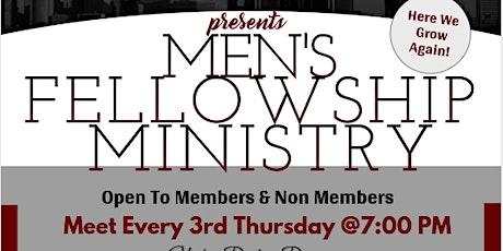 Men's Fellowship Ministry tickets