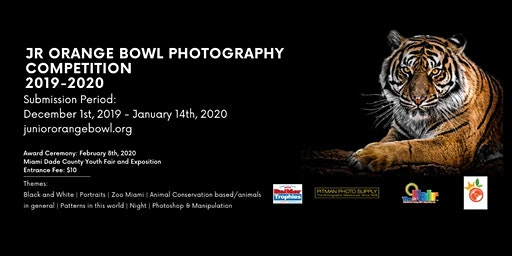 Junior Orange Bowl Photography Award Ceremony
