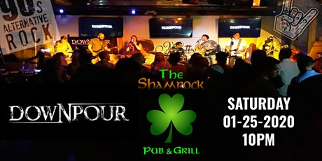 PARTY@THE SHAMROCK!!! tickets