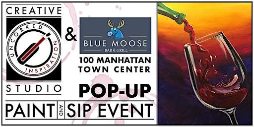 Paint & Sip | Blue Moose Antler Room