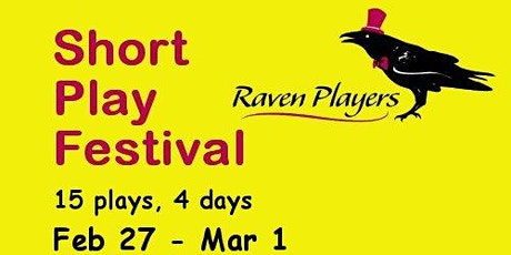 Raven Players Short Play Festival tickets