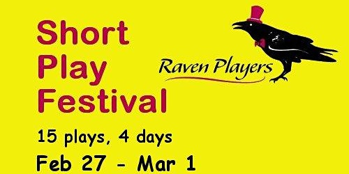 Raven Players Short Play Festival