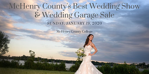 McHenry County's Best Wedding Show Exhibitor Registration