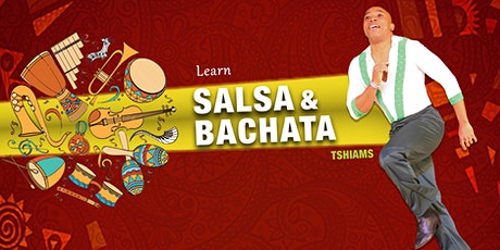 Bachata & Salsa Classes: Beginner & Intermediate Levels tickets