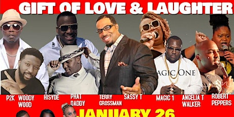 GIFT OF LOVE & LAUGHTER  tickets