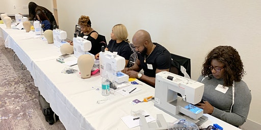 TORONTO: HANDS-ON SEWING MACHINE WIG MAKING CLASS BY FABLUX WIGS (USD)