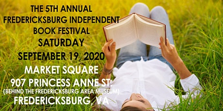 The 5th Annual Fredericksburg Independent Book Festival Author Registration tickets