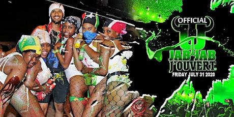 JAB JAB J'OUVERT 2020 - Toronto Caribana Carnival tickets