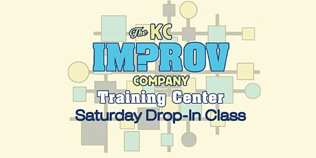 Saturday Drop-in Improv Class -- via Zoom. For All levels! tickets