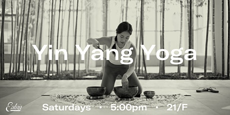 Yin Yang Yoga at Eaton HK tickets