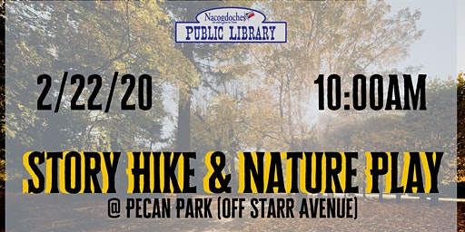 Story Hike and Nature Play