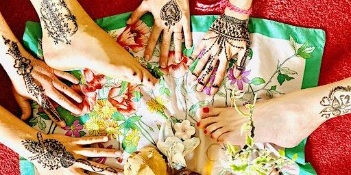 Henna Women's Circle 2