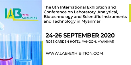 Lab Myanmar 2020 tickets