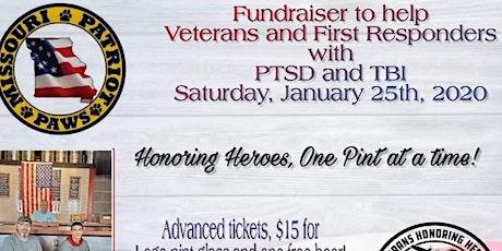 Missouri Patriot Paws- Callsign Fund Raiser tickets
