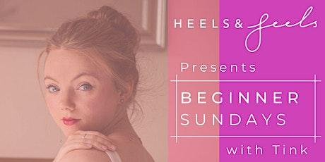 HEELS & FEELS: Beginner Sundays tickets