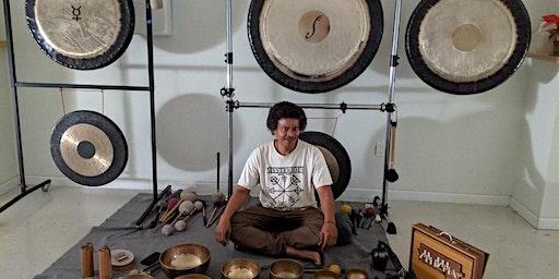 Healing Soundbath - Sonic Gong Experience
