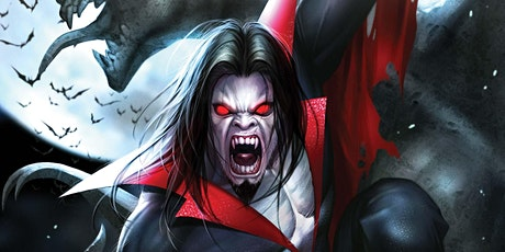 Guerrilla Reel Presents Morbius (Private Screening Meet Up) tickets