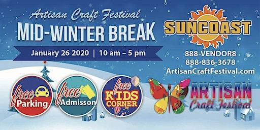 Artisan Craft Festival Mid-Winter Break Summerlin Las Vegas