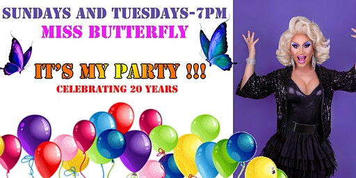 It's My Party with Miss Butterfly